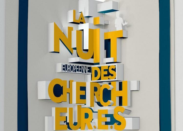 Nuit Européenne des Chercheur.e.s 2018 Bordeaux : 1001 histoires
