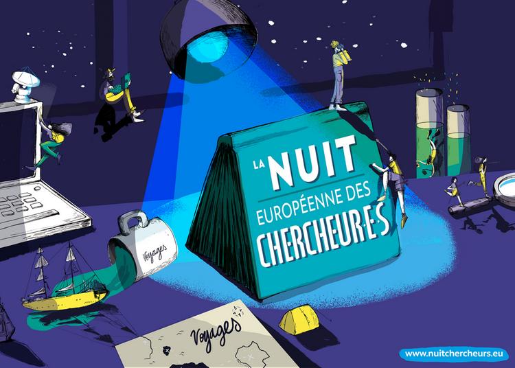 Nuit européenne des chercheur·e·s 2021