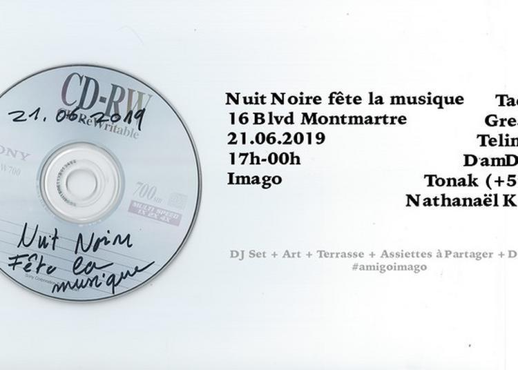 Nuit Noire à Paris 9ème