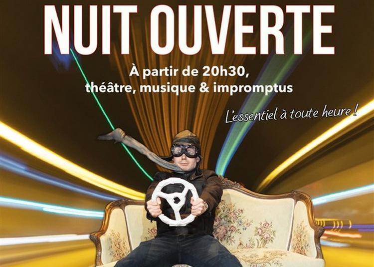Nuit Ouverte 2021