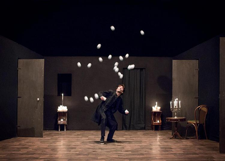 Nuit / Pièce courte pour trois jongleurs à Sete