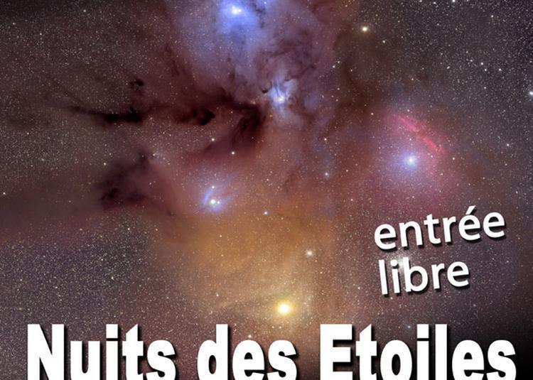 Nuits des étoiles à Saint Chamond