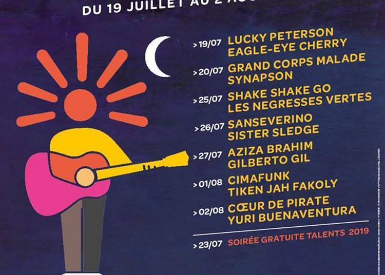Nuits Du Sud 2019