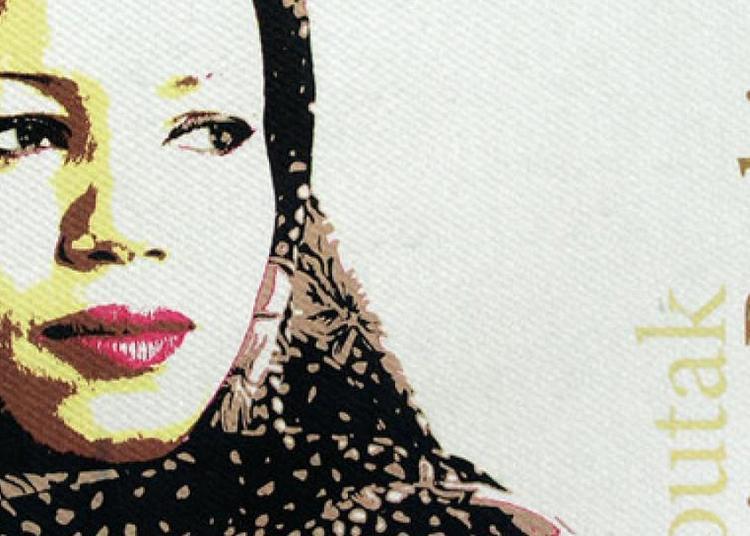 Nuits Du Sud - Aziza Brahim - Gilberto Gil à Vence