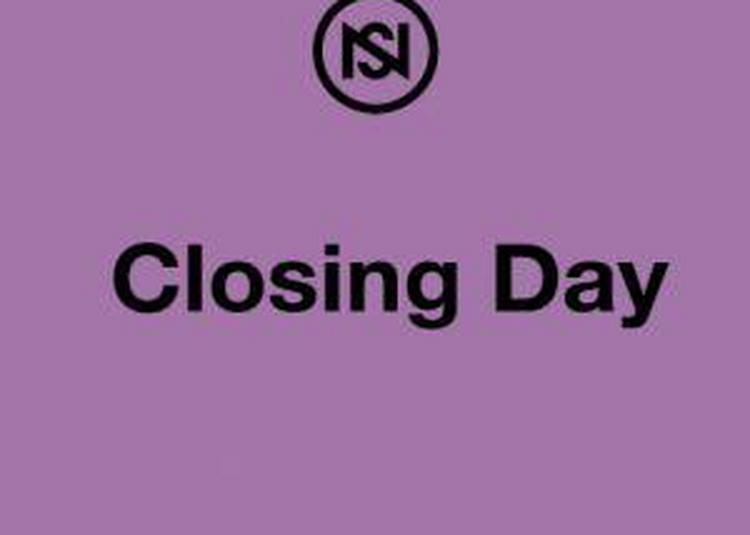 Nuits Sonores - Closing Day à Lyon