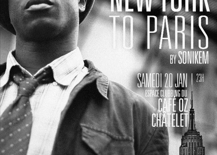 NYTP #JAN By Sonikem à Paris 1er