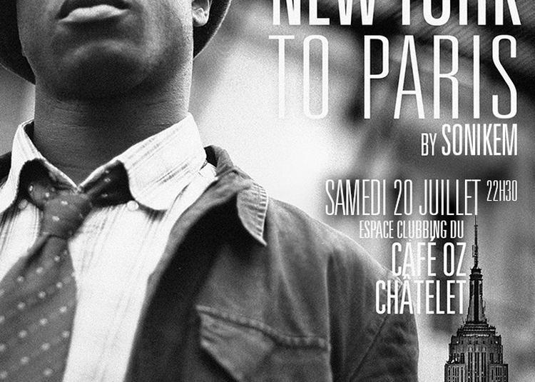 NYTP #Juillet By Sonikem à Paris 1er