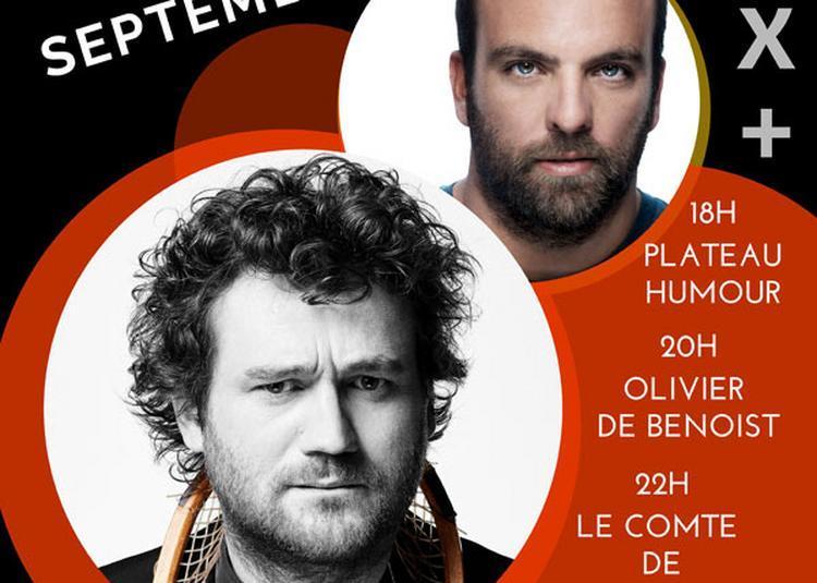 O. De Benoist+Comte De Bouderbala à Troyes