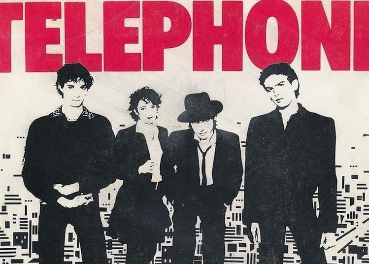 We Rock : Téléphone à Boulogne Billancourt