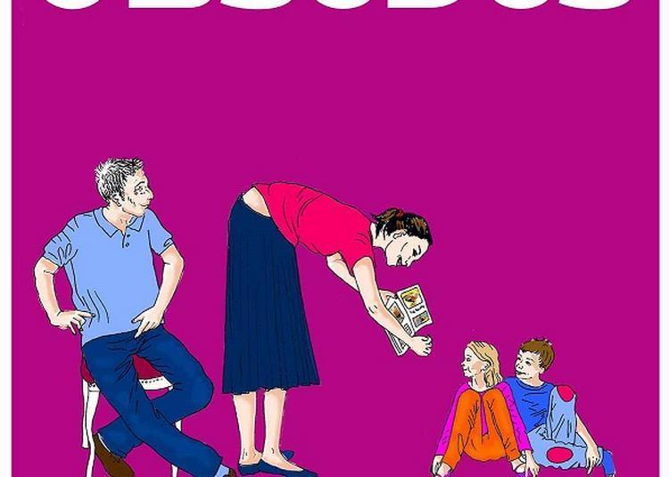 Obsédés - Comedie -1h10 - Cie Les Deus Fous à Lyon