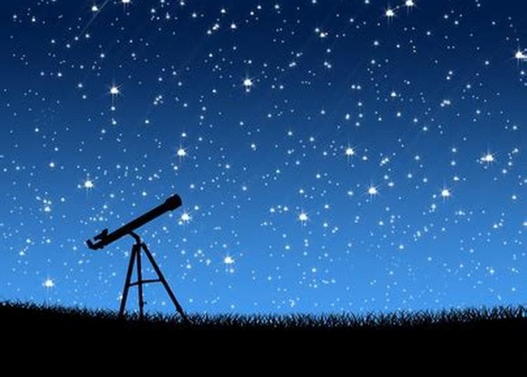 Observation Des étoiles Suivie D'un Apéro-préhisto à Saint Hilaire la Foret