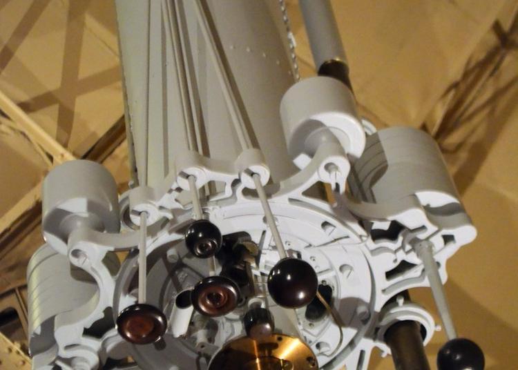 Observations à La Grande Coupole De L'observatoire à Strasbourg