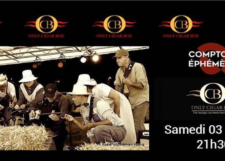 Ocb (only Cigar Box) à Bordeaux