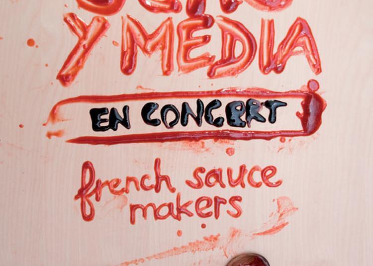 Ocho Y Media + Campo Y Sabor à Paris 20ème