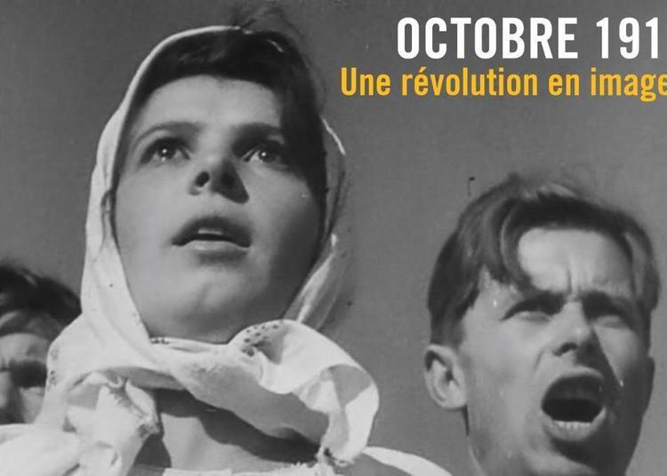 Octobre 1917 : une révolution en images 2017