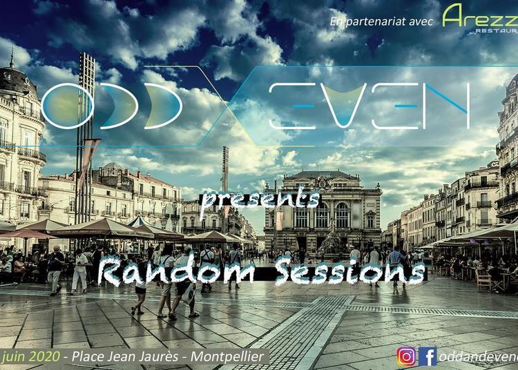 Odd & Even - Random Sessions à Montpellier