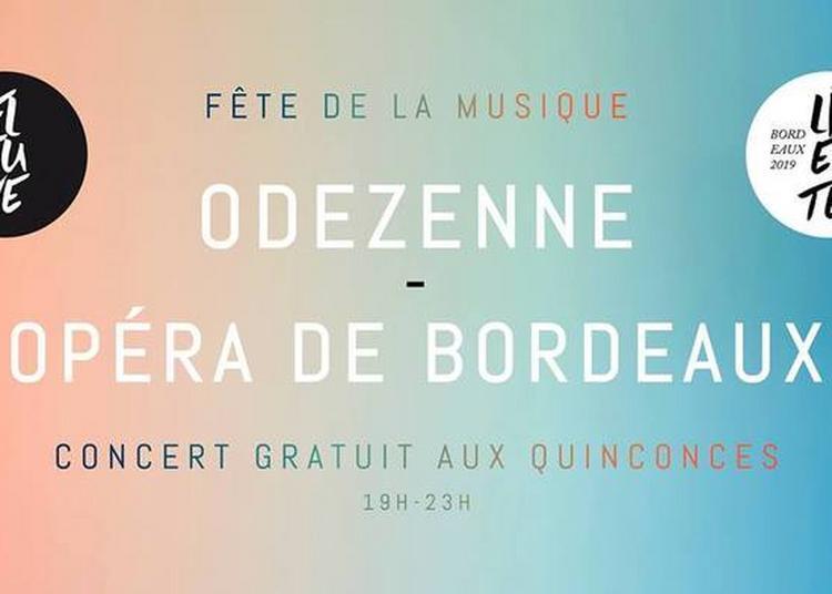 Odezenne // Opéra De Bordeaux