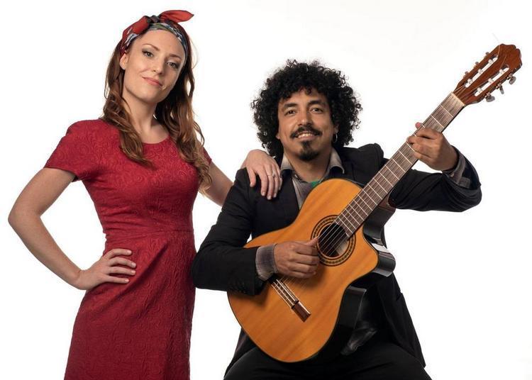 Odoya - Concert Brésilien à Marseille