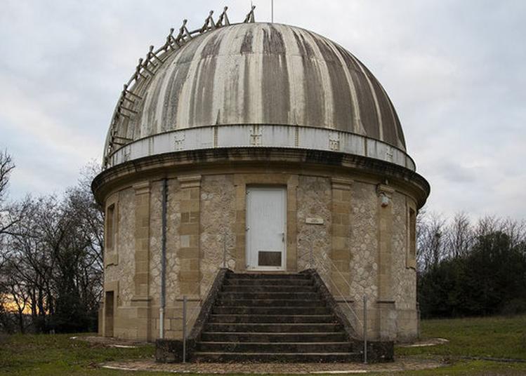 Odyssée Artistique Et Scientifique à L'observatoire à Floirac
