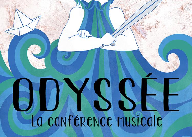 Odyssee : La Conference Musicale à Paris 11ème