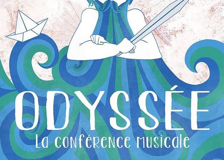 Odyssée : La Conférence Musicale à Paris 11ème