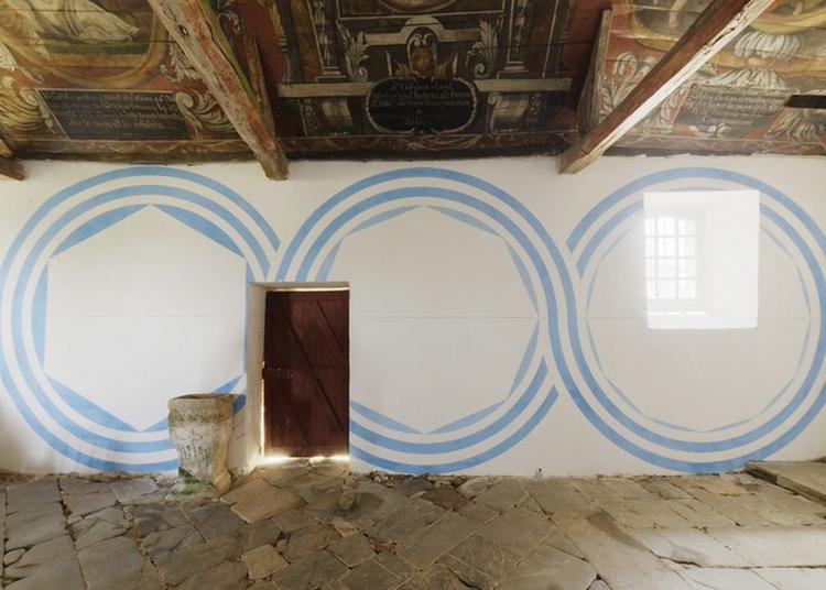 Oeuvre Contemporaine De Henri Jacobs à La Chapelle Sainte-tréphine à Pontivy