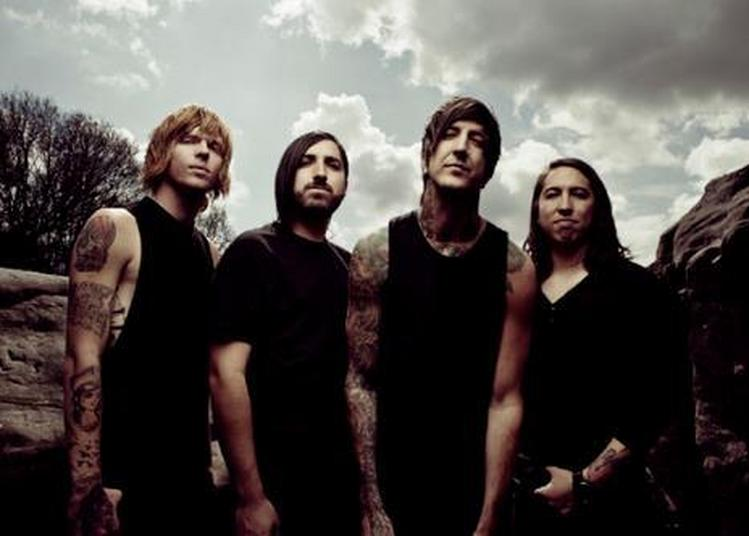 Of Mice&men + For The Fallen Dreams à Mulhouse