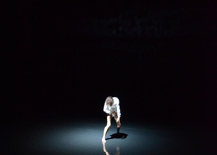 Lisbeth Gruwez dances Bob Dylan à Niort