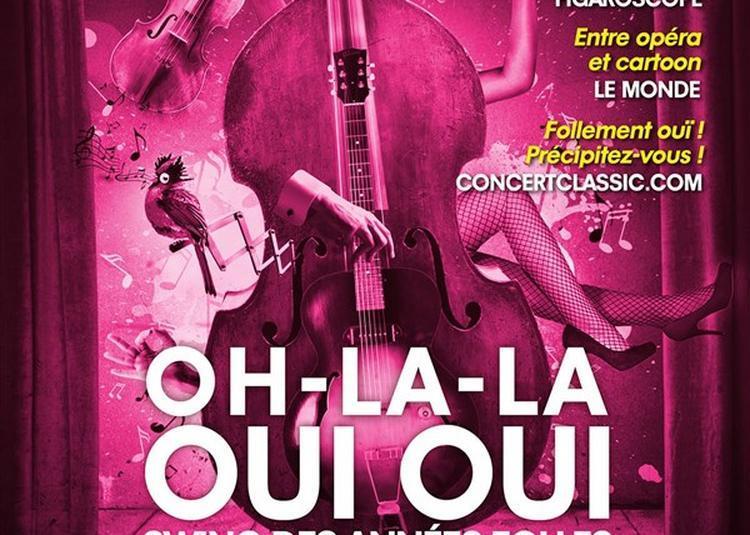 Oh-La-La Oui Oui, Swing Des Années Folles à Paris 6ème