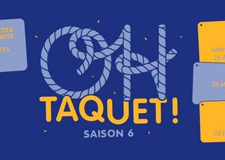 Oh Taquet! : Jaune + Palatine à Paris 11ème