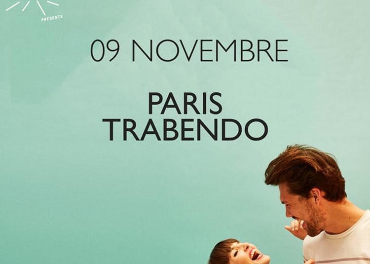 Oh Wonder à Paris 19ème