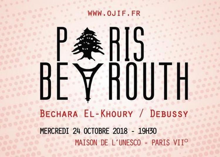 OJIF : Paris-Beyrouth à Paris 7ème