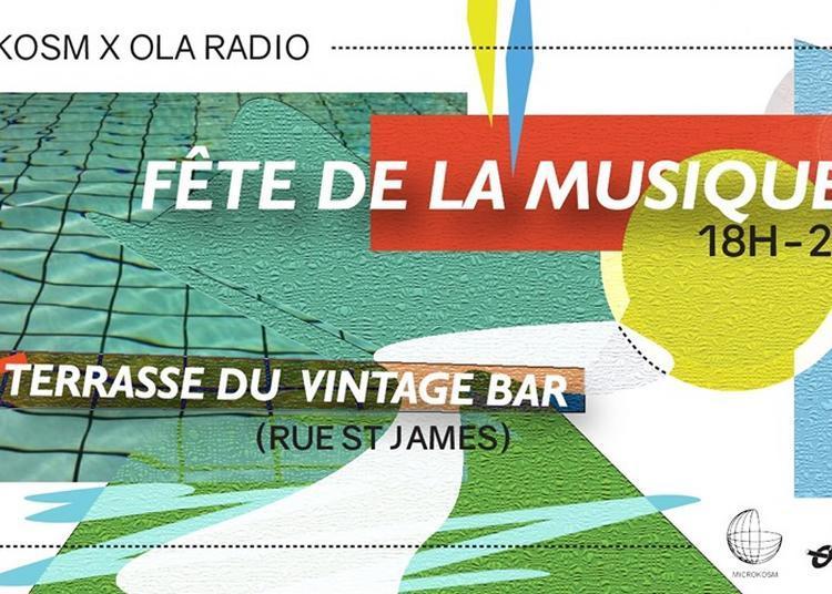 Ola Radio & Microkosm fêtent la musique à Bordeaux