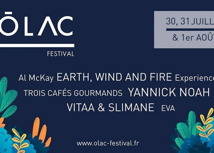 Olac Festival 2020 - Pass 1 Jour à Chateauneuf sur Isere