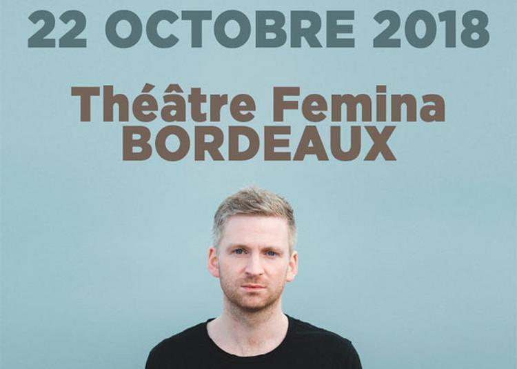 Olafur Arnalds à Bordeaux