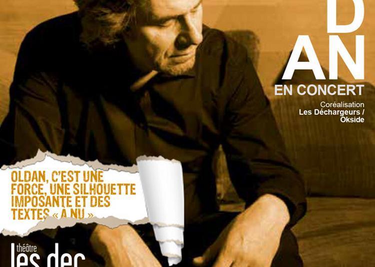 Oldan en concert à Paris 1er