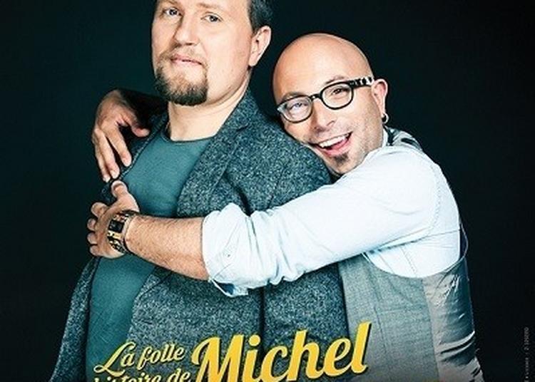 Oldelaf Et Alain Berthier Dans La Folle Histoire De Michel Montana à Lyon