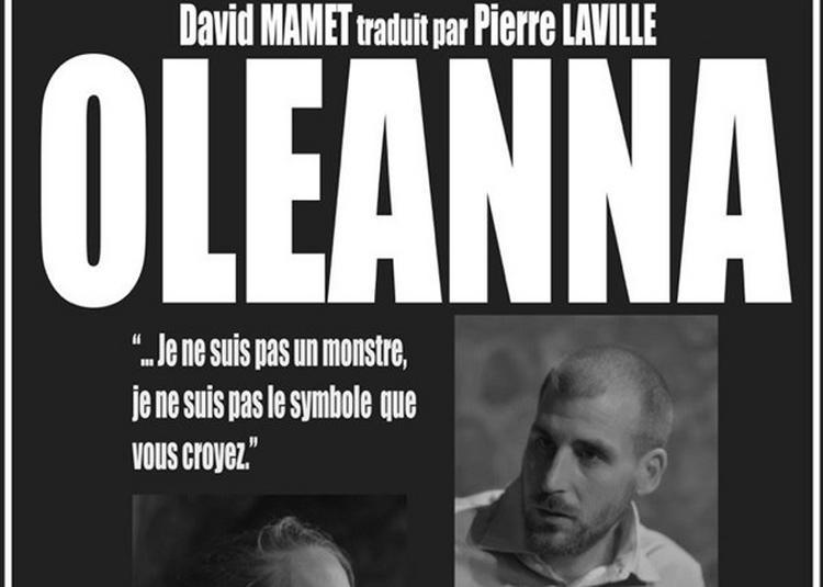 Oleanna à Paris 19ème