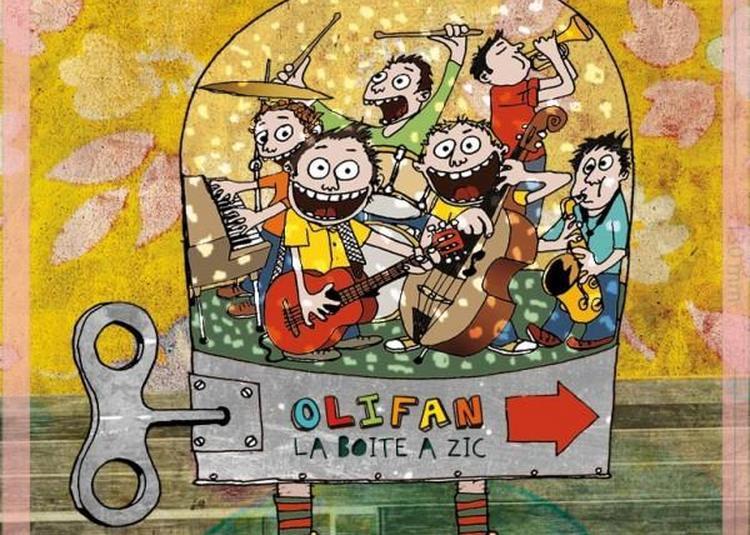 Olifan - La Boite A Zicomatic à Le Chesnay