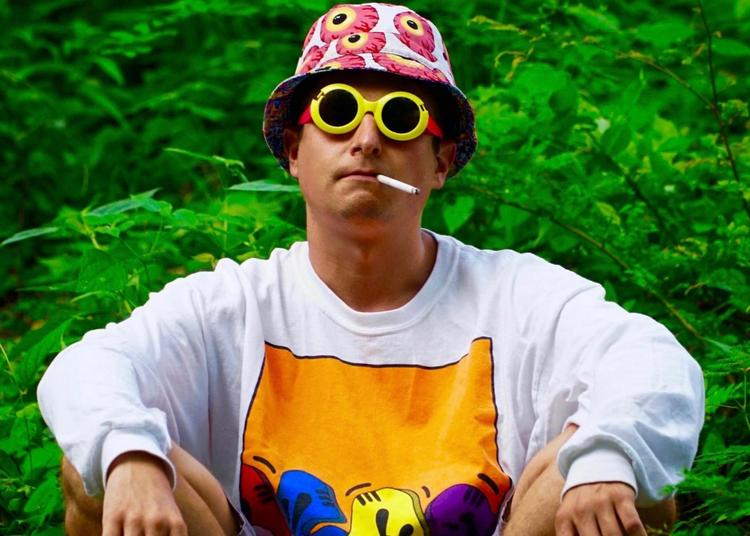 Oliver Tree à Paris 20ème