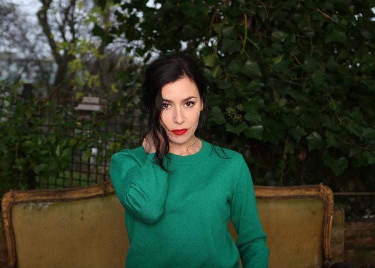 Olivia Ruiz à Grasse