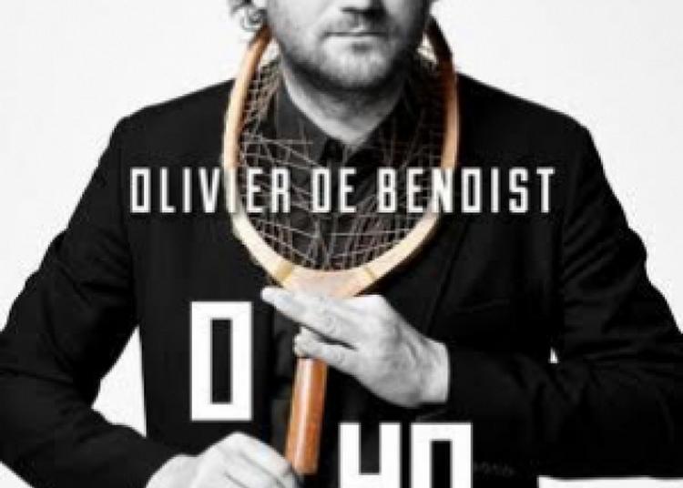Olivier De Benoist 0 / 40 Ans à Arras