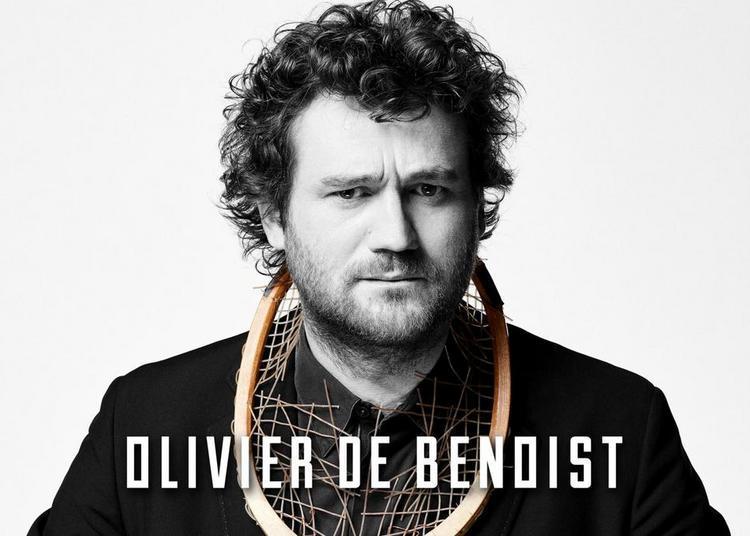 Olivier De Benoist à Marignane