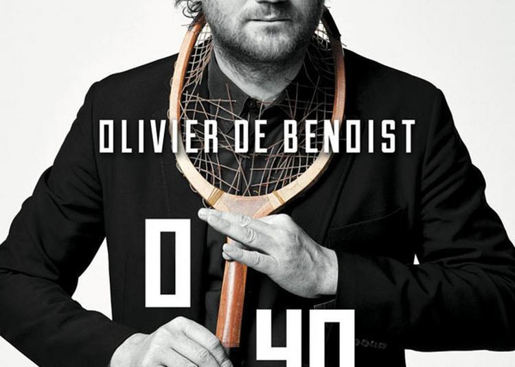 Olivier De Benoist à Versailles