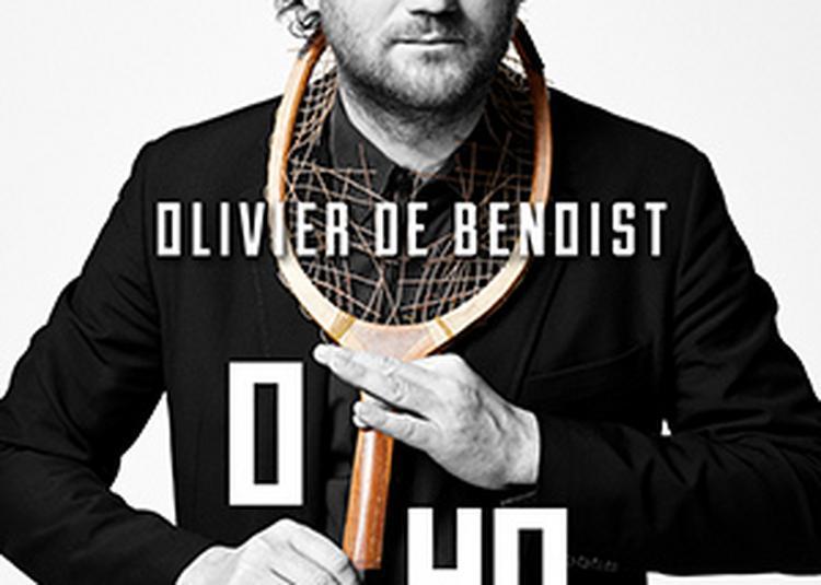 Olivier de Benoist - 0/40 Ans à Hyeres