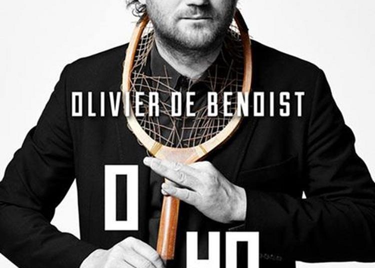 Olivier de Benoist dans