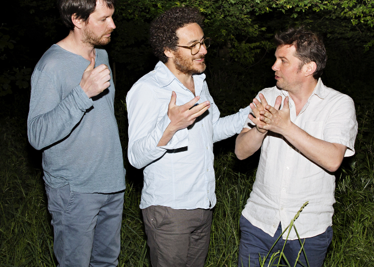 Olivier Hestin Trio à Paris 1er