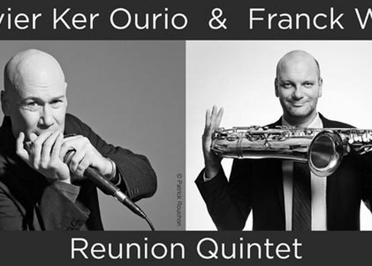 Olivier Ker Ourio + Franck Wolf à La Petite Pierre