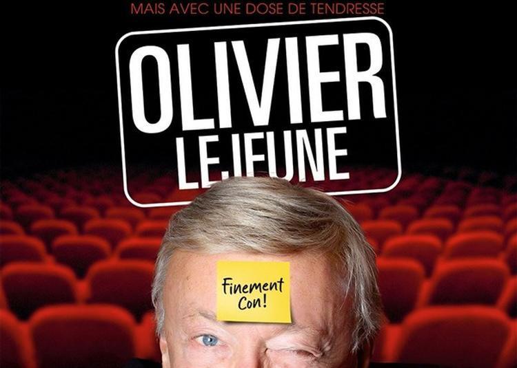 Olivier Le Jeune Dans Mieux Vaut En Rire à Marseille