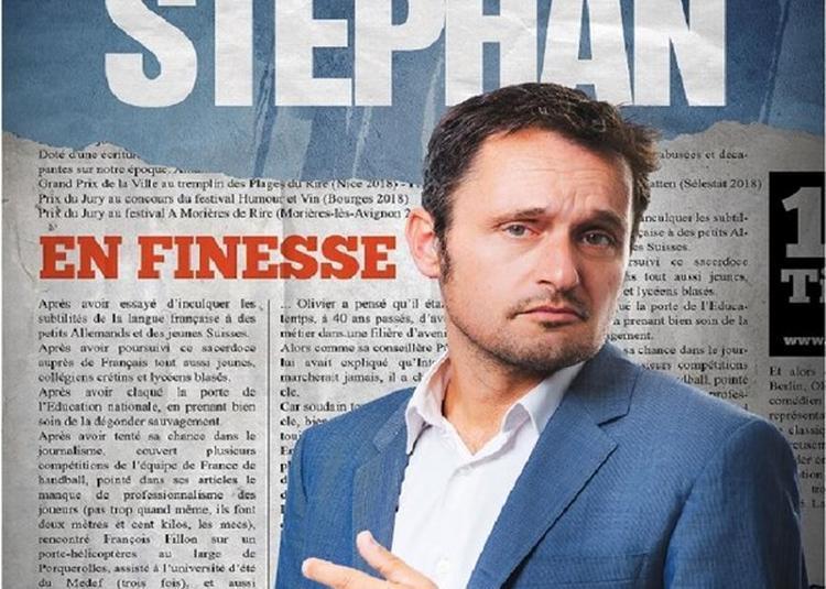 Olivier Stephan Dans En Finesse à Lyon